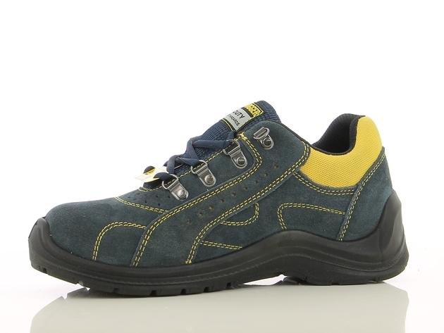รองเท้าเซฟตี้ หนังกลับ Safety Jogger Titan