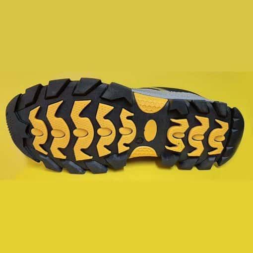 รองเท้าเซฟตี้ สีเทา