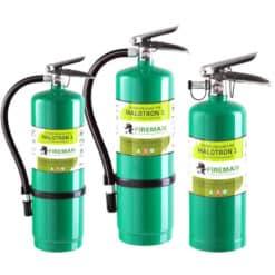 ถังดับเพลิง สีเขียว