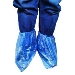 ถุงคลุมรองเท้าพลาสติค