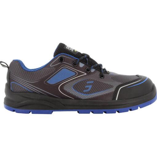 รองเท้าผ้าใบเซฟตี้ CADOR รองเท้าเซฟตี้ รองเท้า safety รองเท้าหัวเหล็ก รองเท้านิรภัย